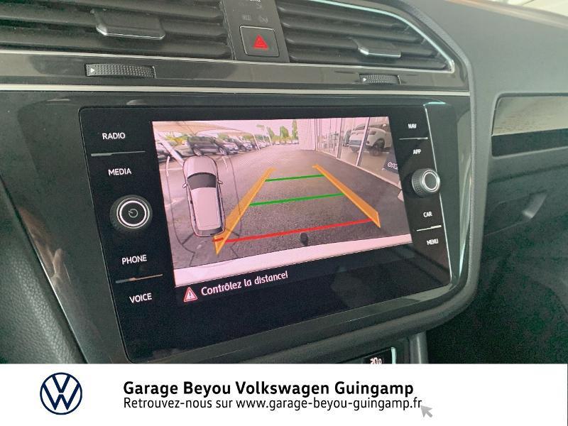 Volkswagen Tiguan 2.0 TDI 115ch Sound Blanc occasion à Saint Agathon - photo n°18