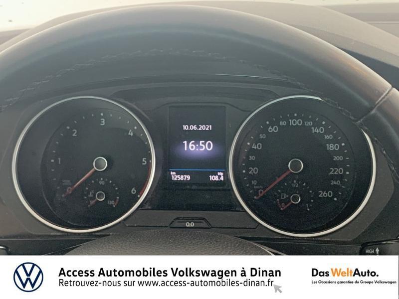 Volkswagen Tiguan 2.0 TDI 115ch Sound Blanc occasion à QUEVERT - photo n°10