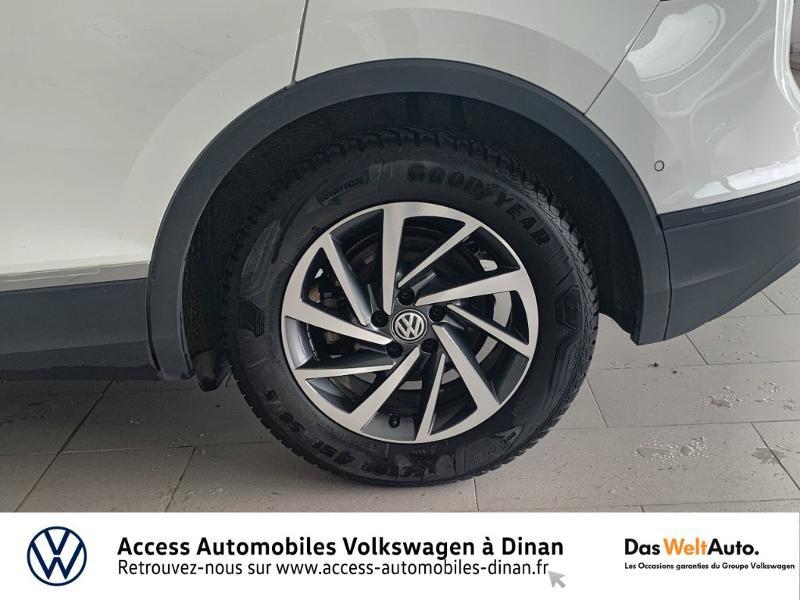 Volkswagen Tiguan 2.0 TDI 115ch Sound Blanc occasion à QUEVERT - photo n°15