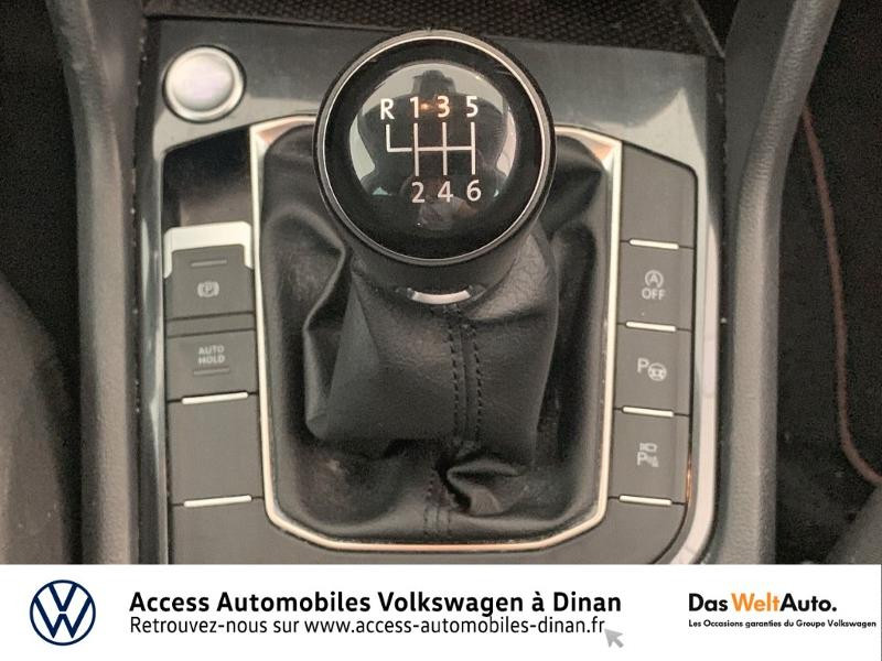 Volkswagen Tiguan 2.0 TDI 115ch Sound Blanc occasion à QUEVERT - photo n°11