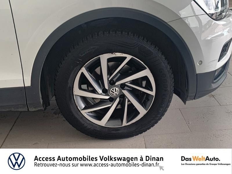Volkswagen Tiguan 2.0 TDI 115ch Sound Blanc occasion à QUEVERT - photo n°16