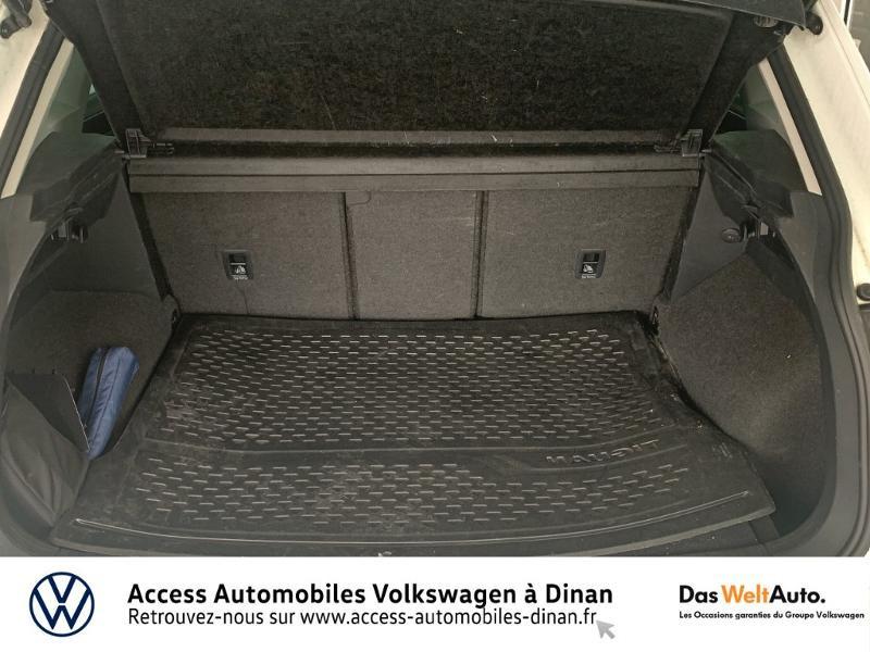 Volkswagen Tiguan 2.0 TDI 115ch Sound Blanc occasion à QUEVERT - photo n°13