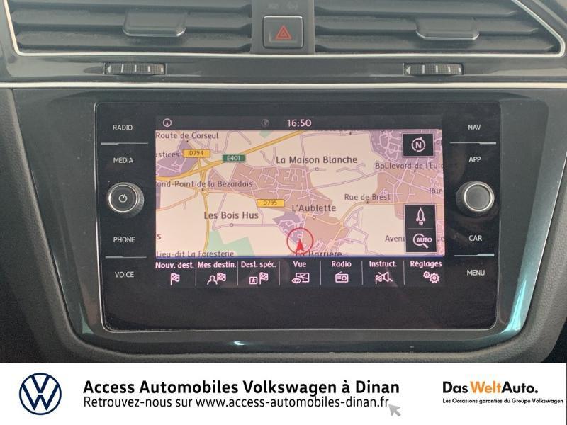 Volkswagen Tiguan 2.0 TDI 115ch Sound Blanc occasion à QUEVERT - photo n°8