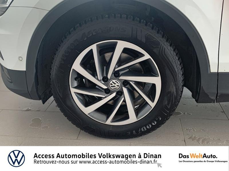 Volkswagen Tiguan 2.0 TDI 115ch Sound Blanc occasion à QUEVERT - photo n°14