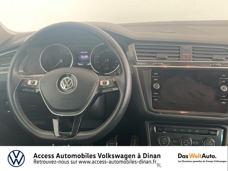 Volkswagen Tiguan 2.0 TDI 115ch Sound Blanc occasion à QUEVERT - photo n°6
