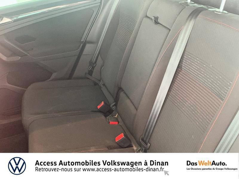 Volkswagen Tiguan 2.0 TDI 115ch Sound Blanc occasion à QUEVERT - photo n°12