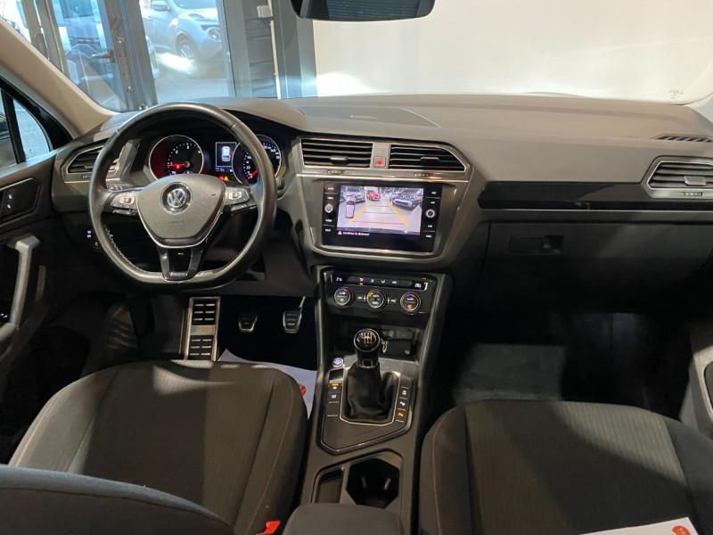Volkswagen Tiguan 2.0 TDI 115CH SOUND Noir occasion à Foix - photo n°6