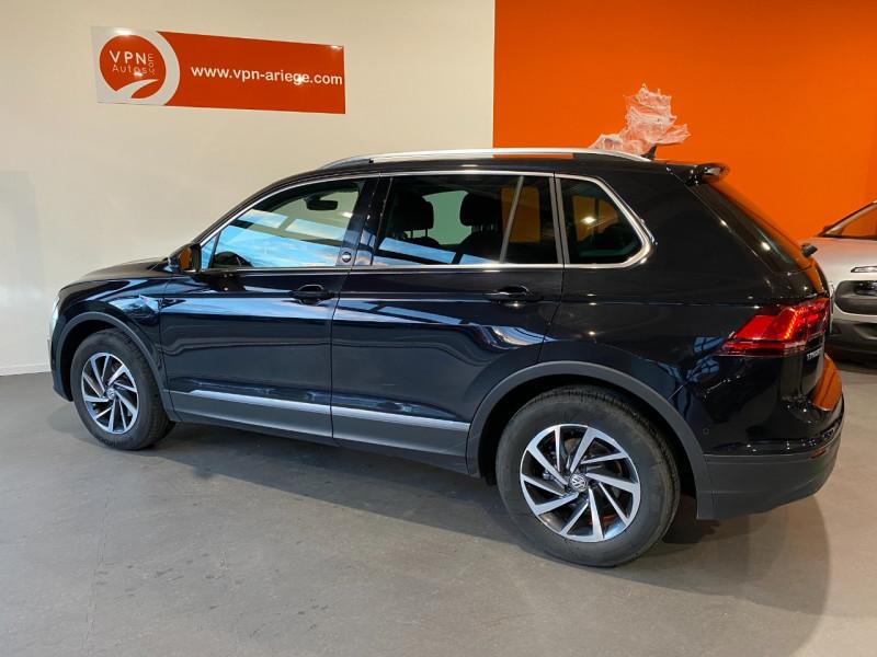 Volkswagen Tiguan 2.0 TDI 115CH SOUND Noir occasion à Foix - photo n°2