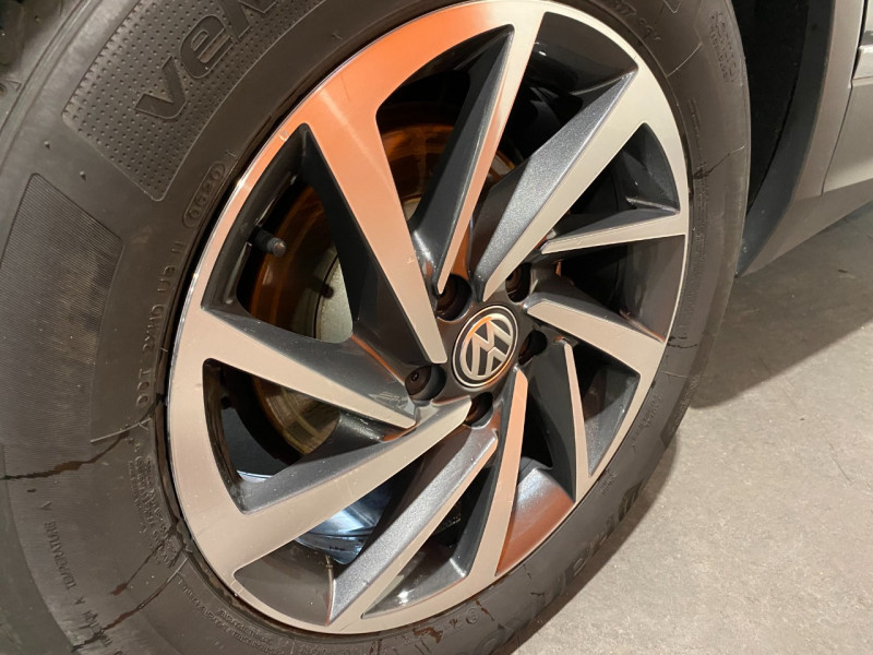 Volkswagen Tiguan 2.0 TDI 115CH SOUND Noir occasion à Foix - photo n°5