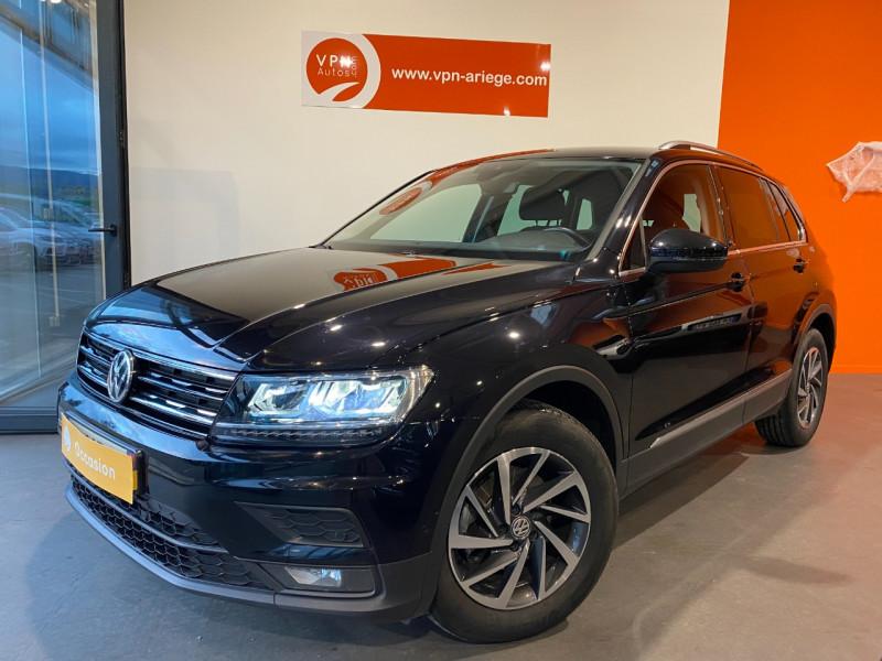 Volkswagen Tiguan 2.0 TDI 115CH SOUND Noir occasion à Foix