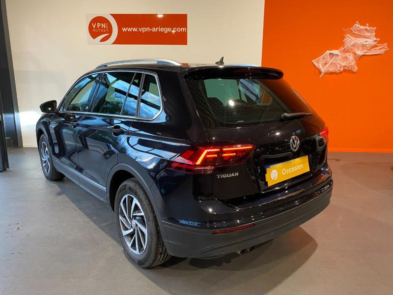 Volkswagen Tiguan 2.0 TDI 115CH SOUND Noir occasion à Foix - photo n°3