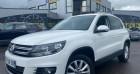 Volkswagen Tiguan 2.0 TDI 140CH BLUEMOTION TECHNOLOGY FAP CARAT 4 MOTION Blanc à VOREPPE 38