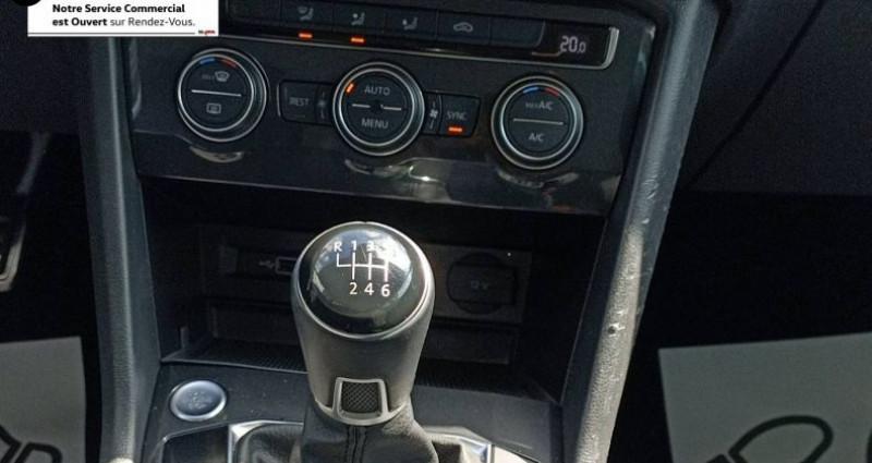 Volkswagen Tiguan 2.0 TDI 150 BMT Sound Blanc occasion à Bourgogne - photo n°6