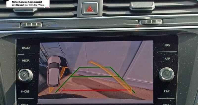 Volkswagen Tiguan 2.0 TDI 150 BMT Sound Blanc occasion à Bourgogne - photo n°5