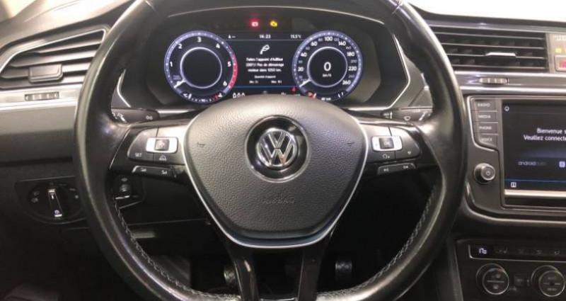 Volkswagen Tiguan 2.0 TDI 150 Carat Rouge occasion à AHUY - photo n°5