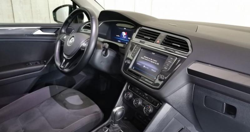Volkswagen Tiguan 2.0 TDi 150 CV CARAT DSG Noir occasion à Charentilly - photo n°7