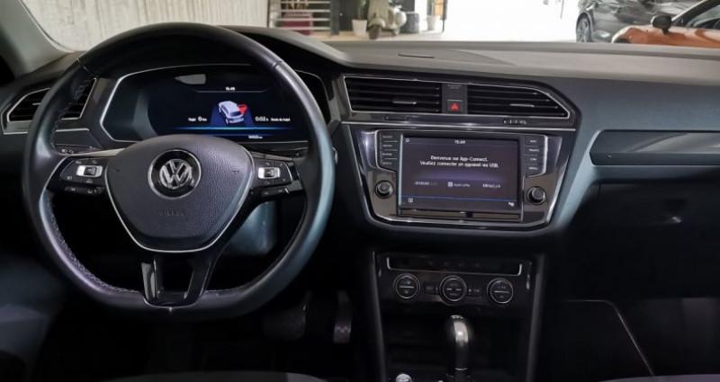 Volkswagen Tiguan 2.0 TDi 150 CV CARAT DSG Noir occasion à Charentilly - photo n°6