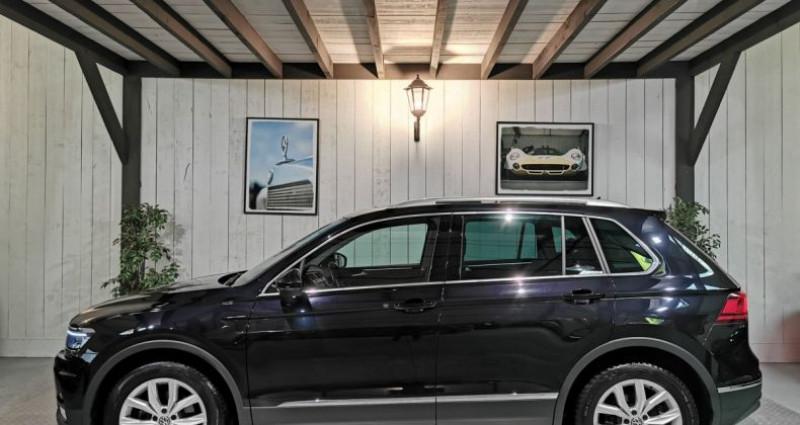 Volkswagen Tiguan 2.0 TDi 150 CV CARAT DSG Noir occasion à Charentilly