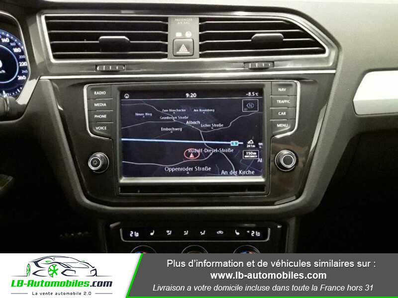 Volkswagen Tiguan 2.0 TDI 150 DSG Gris occasion à Beaupuy - photo n°8