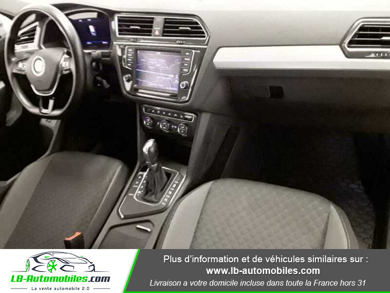 Volkswagen Tiguan 2.0 TDI 150 DSG Gris occasion à Beaupuy - photo n°11