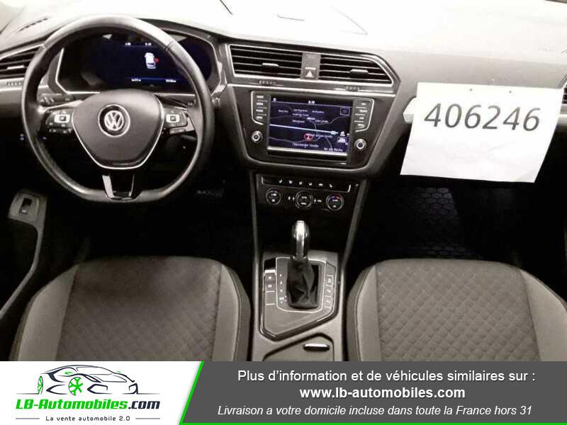 Volkswagen Tiguan 2.0 TDI 150 DSG Gris occasion à Beaupuy - photo n°2