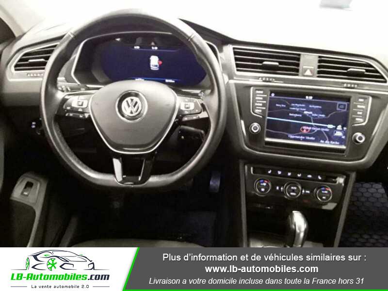 Volkswagen Tiguan 2.0 TDI 150 DSG Gris occasion à Beaupuy - photo n°7