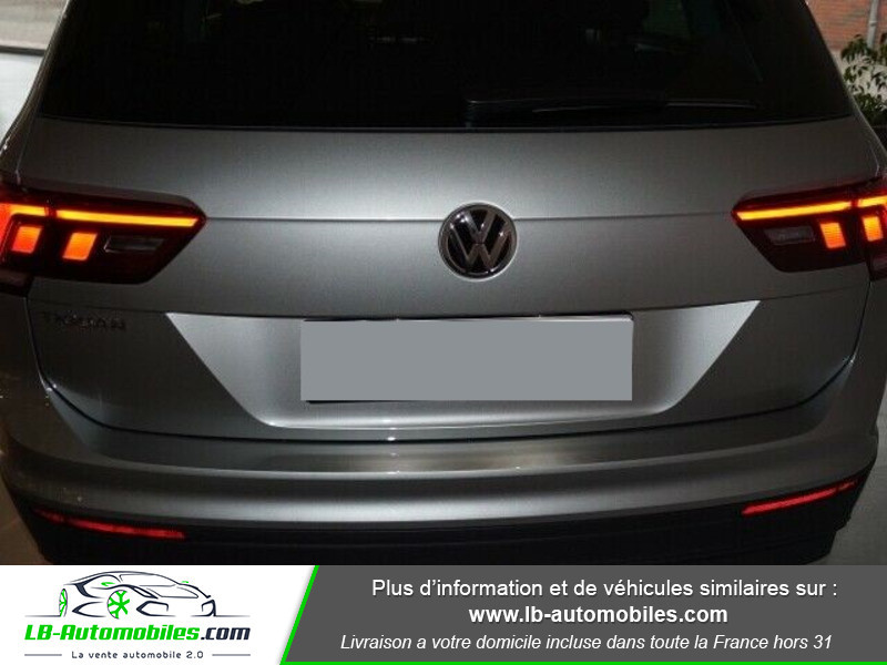 Volkswagen Tiguan 2.0 TDI 150 DSG Argent occasion à Beaupuy - photo n°6