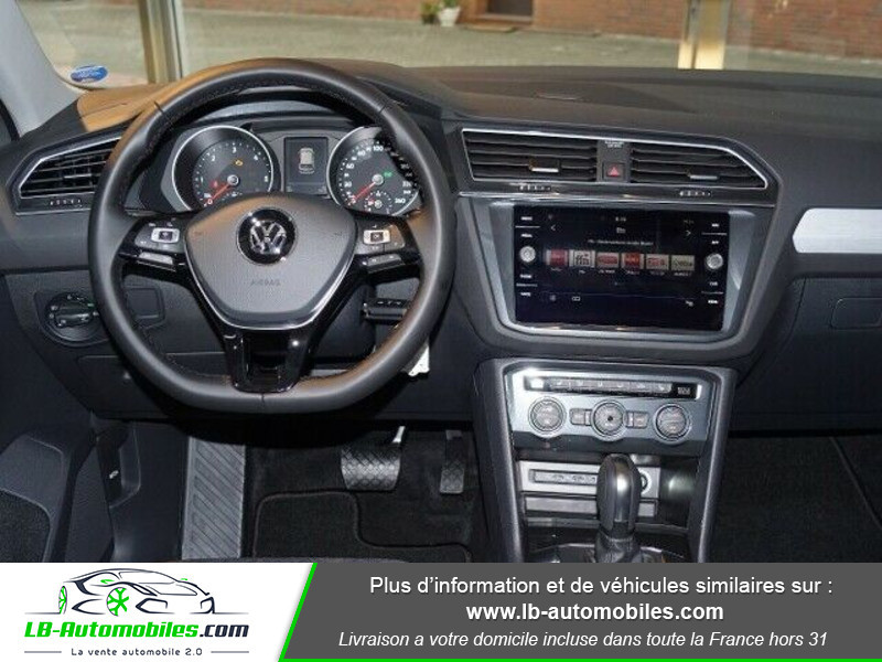 Volkswagen Tiguan 2.0 TDI 150 DSG Argent occasion à Beaupuy - photo n°2