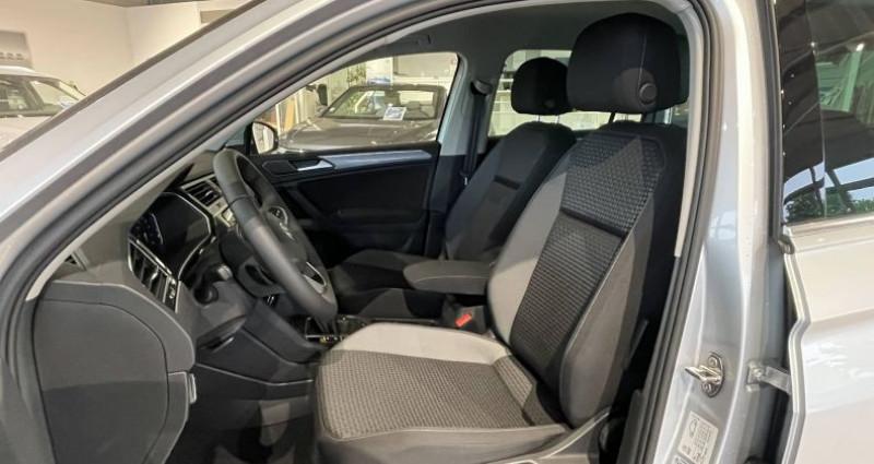 Volkswagen Tiguan 2.0 TDI 150 DSG7 Active Argent occasion à Bourgogne - photo n°5