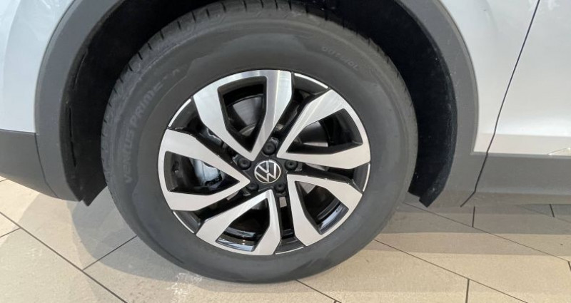 Volkswagen Tiguan 2.0 TDI 150 DSG7 Active Argent occasion à Bourgogne - photo n°4