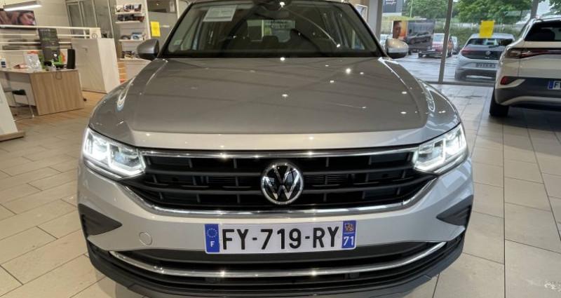 Volkswagen Tiguan 2.0 TDI 150 DSG7 Active Argent occasion à Bourgogne