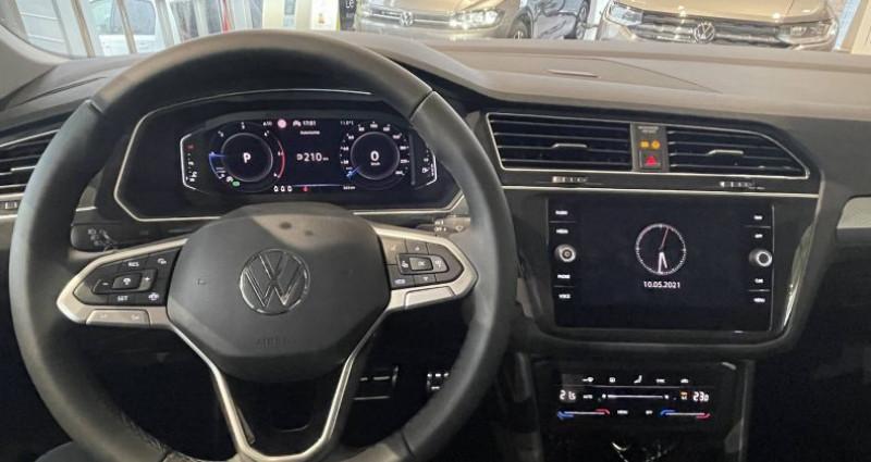 Volkswagen Tiguan 2.0 TDI 150 DSG7 Active Argent occasion à Bourgogne - photo n°7