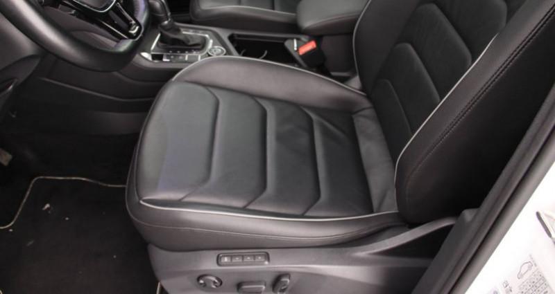 Volkswagen Tiguan 2.0 TDI 150 DSG7 Carat Exclusive Blanc occasion à Rouen - photo n°7