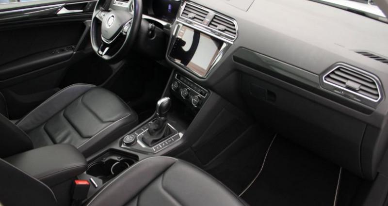 Volkswagen Tiguan 2.0 TDI 150 DSG7 Carat Exclusive Blanc occasion à Rouen - photo n°3