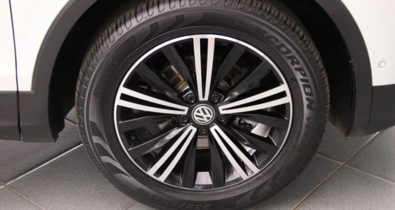 Volkswagen Tiguan 2.0 TDI 150 DSG7 Carat Exclusive Blanc occasion à Rouen - photo n°4