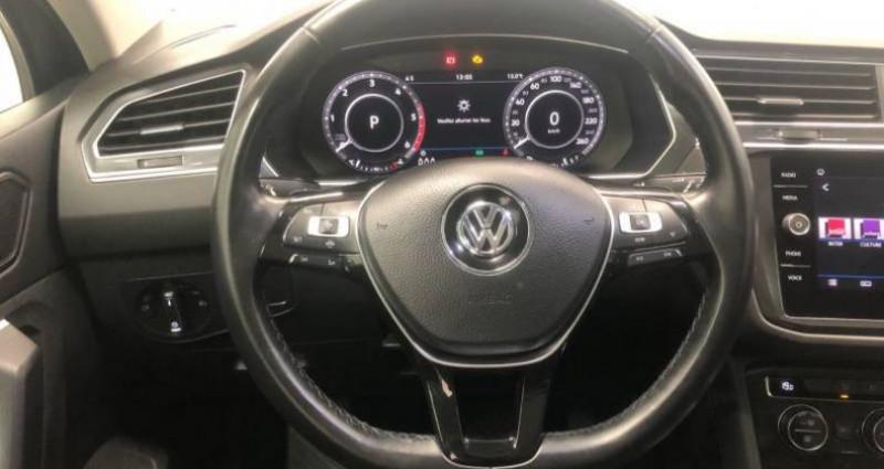 Volkswagen Tiguan 2.0 TDI 150 DSG7 Carat Gris occasion à AHUY - photo n°5
