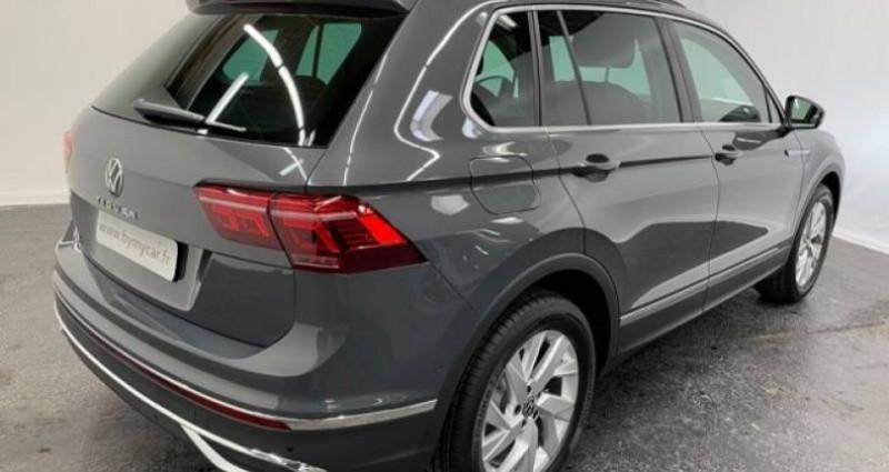Volkswagen Tiguan 2.0 TDI 150 DSG7 Elegance Gris occasion à AHUY - photo n°3