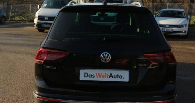 Volkswagen Tiguan 2.0 TDI 150 DSG7 Match Noir occasion à Bourgogne - photo n°4