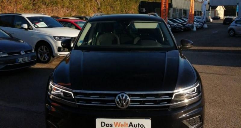 Volkswagen Tiguan 2.0 TDI 150 DSG7 Match Noir occasion à Bourgogne - photo n°2