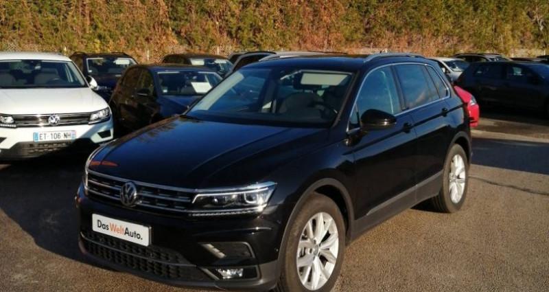 Volkswagen Tiguan 2.0 TDI 150 DSG7 Match Noir occasion à Bourgogne