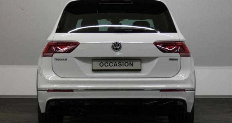 Volkswagen Tiguan 2.0 Tdi 150 R-Line 4Motion DSG Blanc occasion à Petange - photo n°5