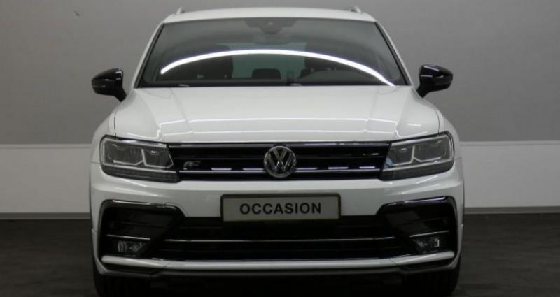 Volkswagen Tiguan 2.0 Tdi 150 R-Line 4Motion DSG Blanc occasion à Petange - photo n°2