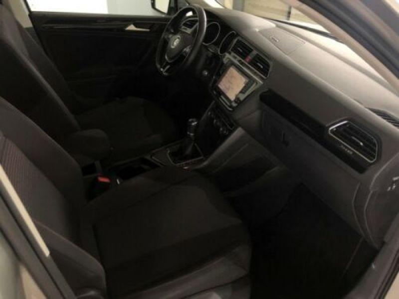 Volkswagen Tiguan 2.0 TDI 150 Argent occasion à Beaupuy - photo n°9