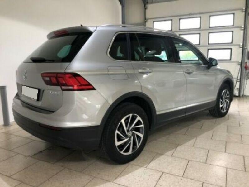 Volkswagen Tiguan 2.0 TDI 150 Argent occasion à Beaupuy - photo n°3