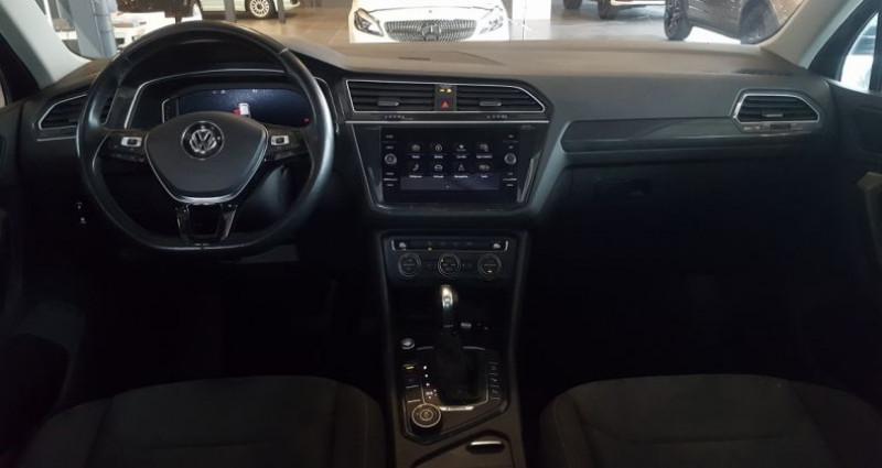 Volkswagen Tiguan 2.0 TDI 150CH 4Motion CARAT R LINE DSG7 Noir occasion à LE SOLER - photo n°6