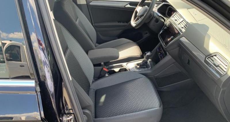 Volkswagen Tiguan 2.0 TDI 150ch Active DSG7 Noir occasion à La Rochelle - photo n°7