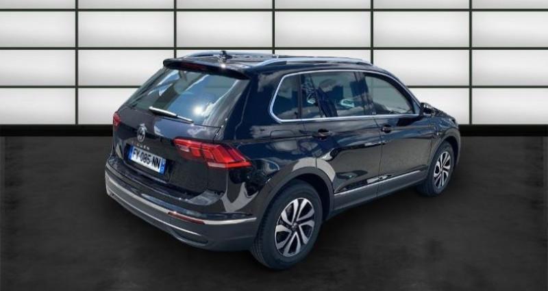 Volkswagen Tiguan 2.0 TDI 150ch Active DSG7 Noir occasion à La Rochelle - photo n°5