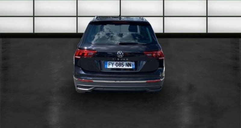 Volkswagen Tiguan 2.0 TDI 150ch Active DSG7 Noir occasion à La Rochelle - photo n°4
