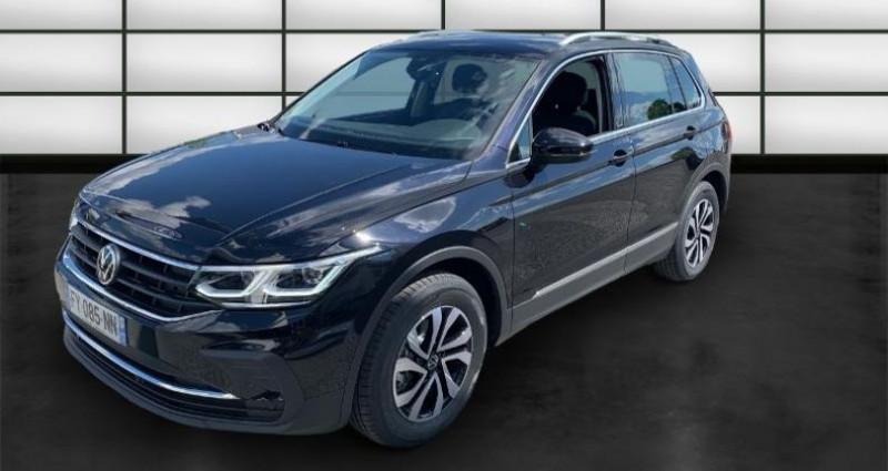 Volkswagen Tiguan 2.0 TDI 150ch Active DSG7 Noir occasion à La Rochelle