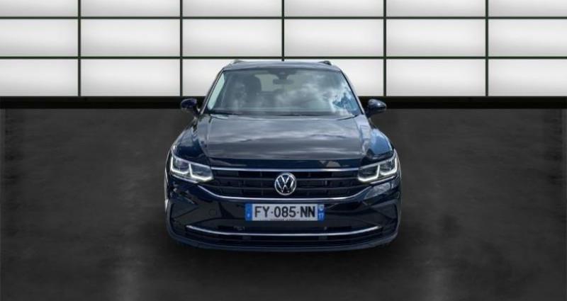 Volkswagen Tiguan 2.0 TDI 150ch Active DSG7 Noir occasion à La Rochelle - photo n°2